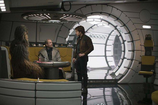 «Solo: A Star Wars Story»: ο Χαν Σόλο προσγειώνει το Μιλένιουμ Φάλκον στις φετινές Κάννες